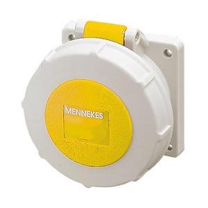Mennekes INB.WCD 16A 4P 4H 110V IP67 TWINCONTACT