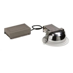Newlec HDPLC118CH DOWNLIGHTER PL 1X18W HF+GLS+LP