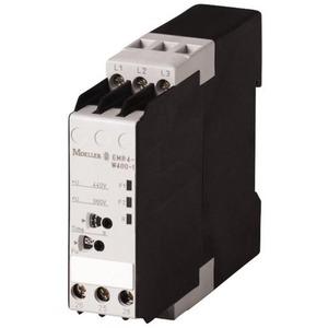 Eaton Fasebewakingsrelais EMR4-F500-2, 200-500V 50/60Hz, Hulpc. 2w