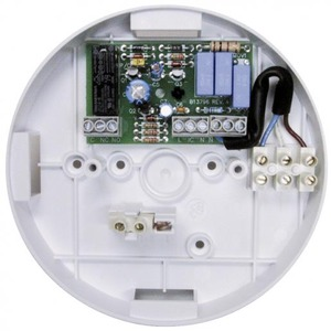 EI Electronics Sokkelvoet 128R met relaiscontact 5A (opbouw)