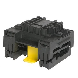 ABB 5-voudige Insteekconnector kabel/draad