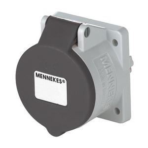 Mennekes INB.WCD 32A 4P 7H 500V IP44 TWINCONTACT
