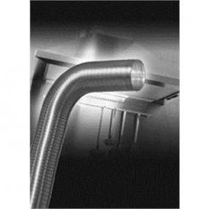DEC Doos a 3m.flexibele aluminium slang 102mm stretchdec