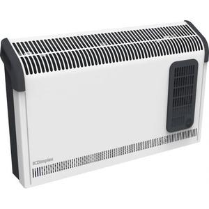 Dimplex 2kW met turboventilator en 2 vermogensstanden en thermostaat