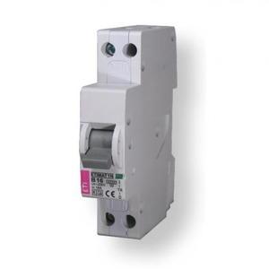 ETI ETIMAT Installatieautomaat B karakteristiek 25A 2p incl nul 1TE 433000206