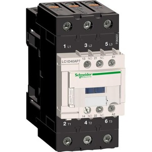 Schneider Electric CONTACTOR EVERLINK 3P AC3 40A 230VAC
