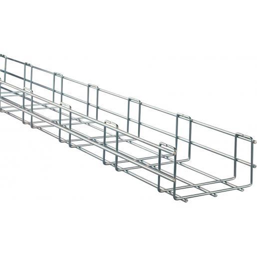 Stago Performa zinc+draadgoot 70x100mm staal csu4518210