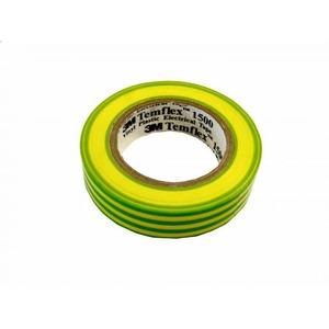 3M zelfklevende tape 15mmx10m PVC Geel XE003411537
