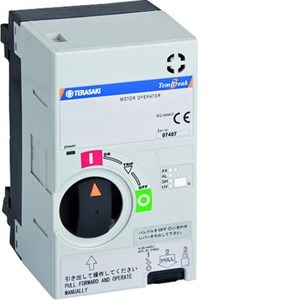 Hager TB2-MA100VDC250 motor 100VDC