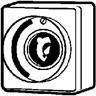 Jung Lichtsignaal (zonder lens)