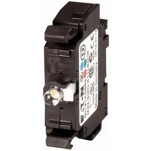 Eaton Signaaldrukknop functie-element, SmartWire-DT, 1W, LED, wit, frontbeve
