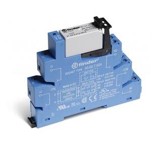 Finder INTERF.RELAIS 2W 8A 60VDC S.