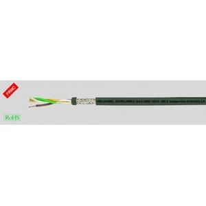Helukabel DATAFLAMM-C DATAKABEL 2X0,25 MM² GRIJS 52380R0100