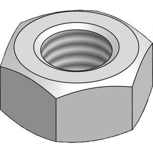 Stago Kg281 zeskantmoer m10 elektrolytisch verzinkt csu08890000