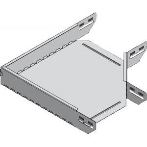 Stago Kg281 bocht/hoekstuk kabelgoot 90° 400x60mm csu36064002