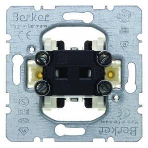 Berker Wipschakelaar Basiselementen kruis 10A
