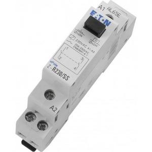 Eaton Installatierelais Z-R230/S, 250VAC, 20A, Contacten 1M, Breedte 1TE