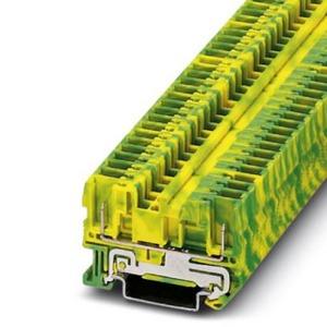 Phoenix Contact ST aardrijgklem 0,14-4mm Groen/geel 3042748