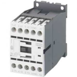 Eaton Magneetschakelaar DILM7-10(110V50HZ,120V60HZ), 3kW, 0m, 1v