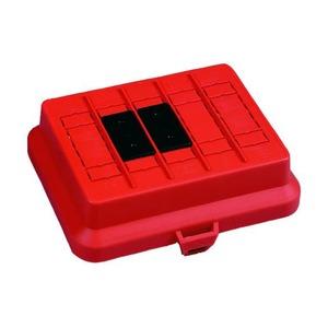 Attema Ak2-w5 deksel rood 2x3p wieland