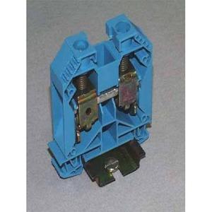 Weidmuller W-serie Verbindingsrijgklem 2,5-16mm²  eendr. 2,5-50mm² meerdr. Blauw 1020580000