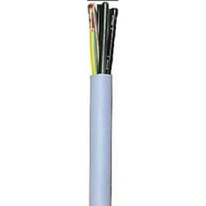 Bohm HYSLYJZ stuurstroomleiding Eca 3x1,5mm² Grijs 00101079R100