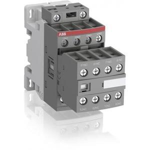 ABB Hulpmagneetschakelaar 7no+1nc met laag spoelvermogen v plc aansturi