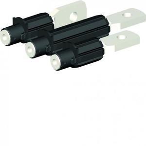 Hager Tb2-ra3p400 achteraansluiting (3st) 3p
