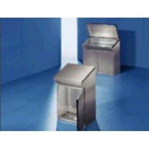 Rittal TP Lessenaar 800x960x400/480 RVS 1.4301