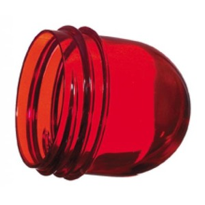 Peha Beschermglas voor lichtsignaal hoogte 35 mm, rood