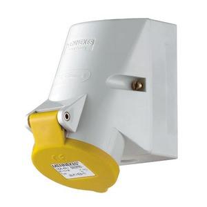 Mennekes WCD 16A 3P 4H 110V IP44 TWINCONTACT