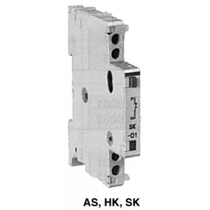 ABB Hulpcontact zijmontage 1NO+1NC tbv MS 325
