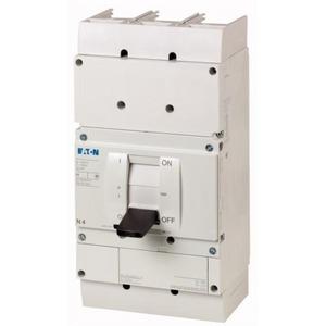 Eaton Lastscheider NS4, 3p, 1000A, maximaal beveiliging=25000A, UL/IEC