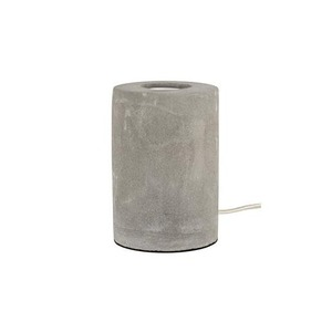 Bailey TABLE LAMP E27 CONCRETE