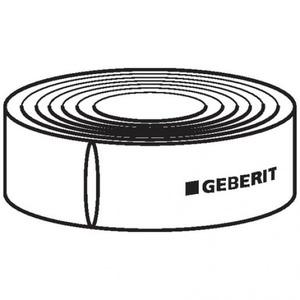 Geberit Geberit silent-db20 isolatieband lengte 15 m d 63/75