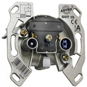 Astro antennecontactdoos Einddoos 2v 140818