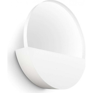 Philips COUNTDOWN WALL LAMP WHITE 1X2.5W SELV