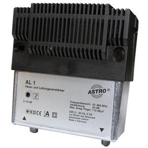 Astro AL1FC HF-dichte versterker