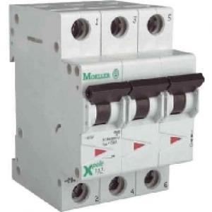Eaton Installatieautomaat FAZ-B63/3 , B 63A , 3 Polig , 15 kA