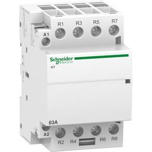 Schneider Electric Ict magneetschakelaar 4p 4v 63a 24v