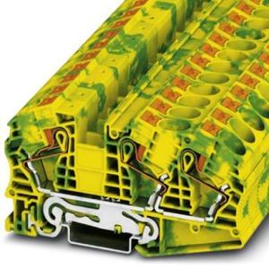 Phoenix Contact PT aardrijgklem 0,5-16mm Groen/geel 3208786