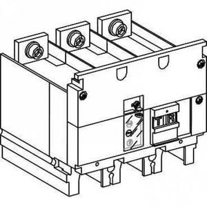Schneider Electric AANSLUITTOEBEHOREN VIGIBLOK 4P