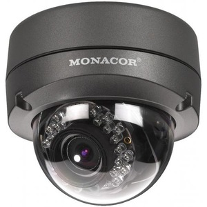 Monacor IR WDR DOME KLEUREN CAMERA