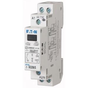 Eaton Impulsrelais Z-SC230/S-230 VAC-16A-1M contact-1TE
