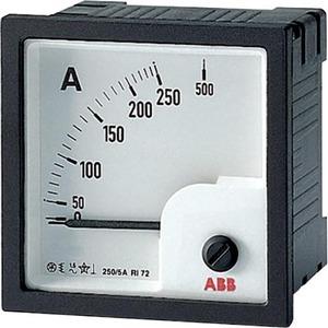 ampèremeter gauge aansluiting