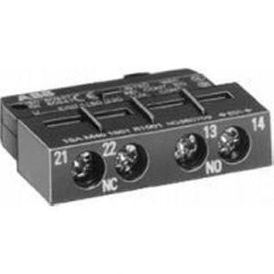 ABB Hulpcontact 2NO tbv MS 4XX Montage aan linkerzijde max.1