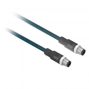 Schneider Electric JUMPERKABEL 4P, M12-M12 V RECHT