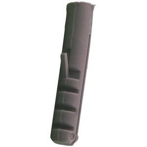 Mepac plug 6mm grijs