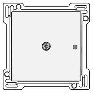 Niko RF System bedieningselement Wit 154-77001