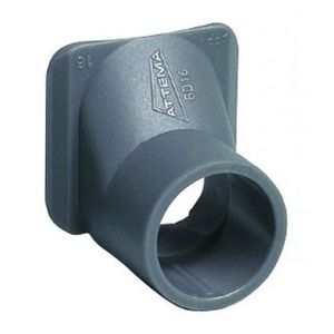 Attema Kabel-/buisinvoerstuk 1x invoer 19-19mm 4066